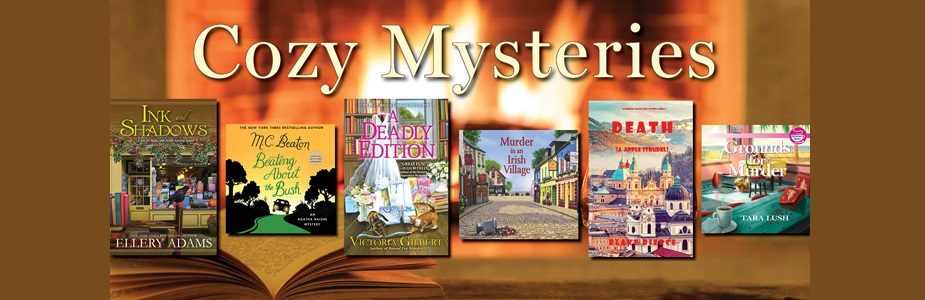 In the mood for a cozy mystery?